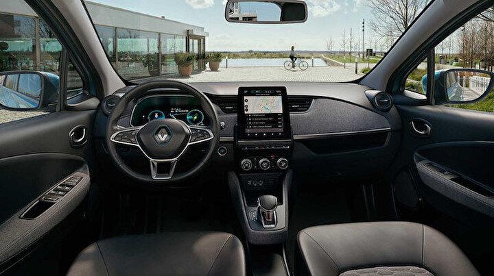 2020 Renault ZOE menzil değerleri ile iddialı geliyor