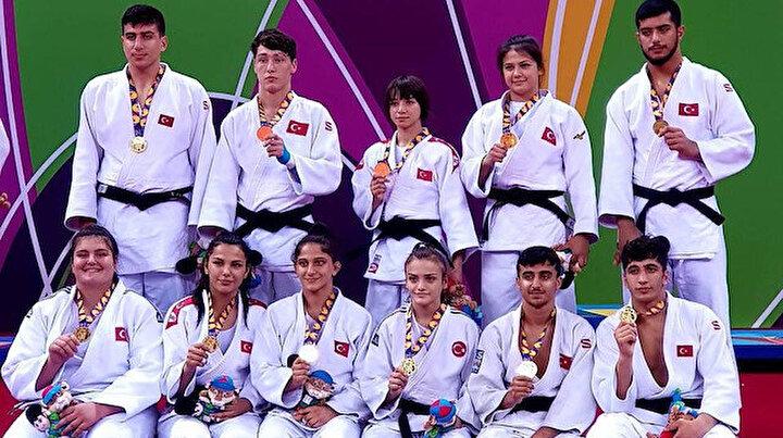 Ümit Judocular tarih yazıyor: Türkiyenin Olimpiyat kadrosunun iskeleti oluştu
