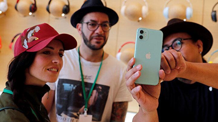 iPhonelarda yeni dönem: Ekran ikiye bölünüyor