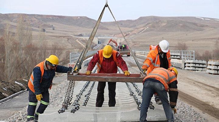 Dev projede sona yaklaşıldı: 150 noktada yaklaşık 6 bin kişi çalışıyor
