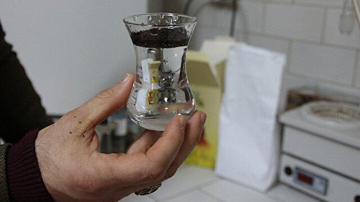 Çaydaki hileye dikkat: Soğuk suyla ortaya çıkarılıyor