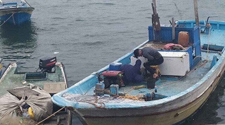 İşgalci İsrail Gazze'deki balıkçıların avlanma mesafesini düşürdü