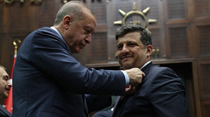 5 belediye başkanı daha AK Partiye katıldı