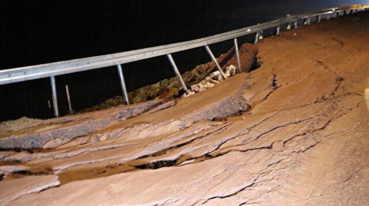 Çatlak oluşan baraj nedeniyle 2 köy ıssız kaldı: Evleri tehlikede olanların endişeli bekleyiş sürüyor