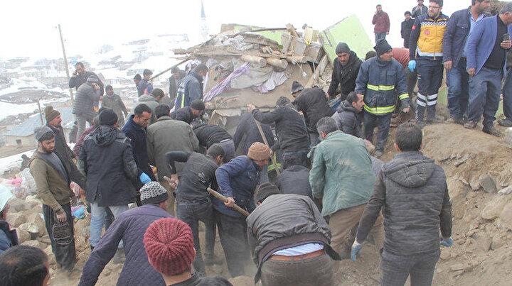 İran merkezli deprem Vanı vurdu