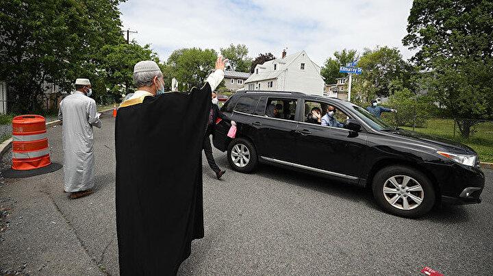 ABDnin New Jersey eyaletinde Ramazan Bayramı coşkuyla kutlandı