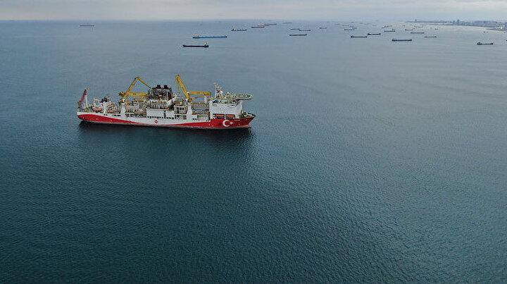 Platform söküldü: Fatih sondaj gemisi harekete hazır