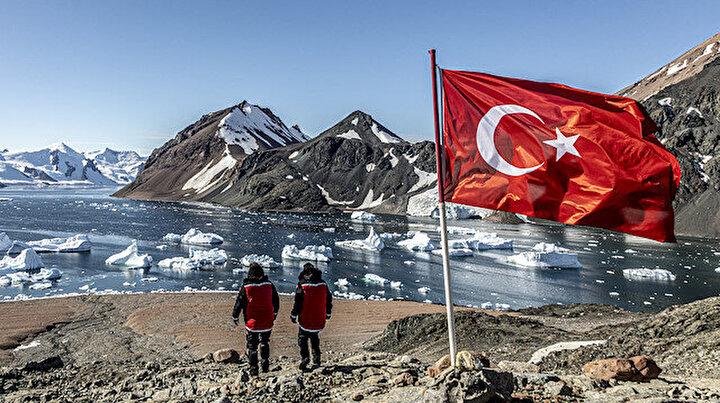 Gezegenin Kara Kutusu: Antarktika