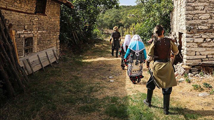 Osmanlının göç yolu: Domaniç Göç Yolu Ekoturizm Projesi Hayme Ananın köyünden başlıyor