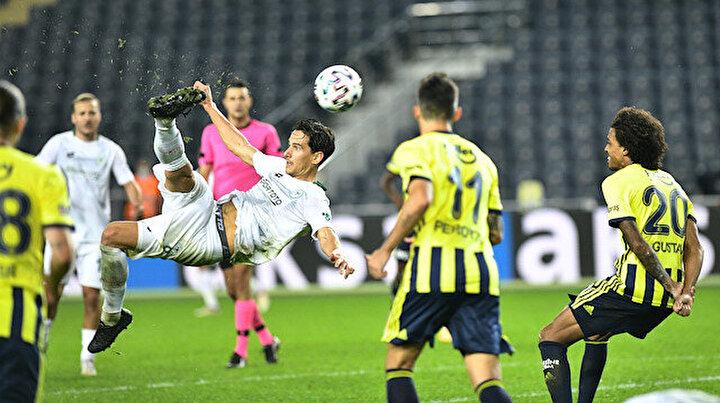 Süper Ligde haftanın 11ine Konyaspor damgası