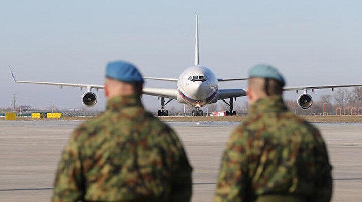Rusyada ortalık karıştı: Kıyamet Günü Uçağını soydular