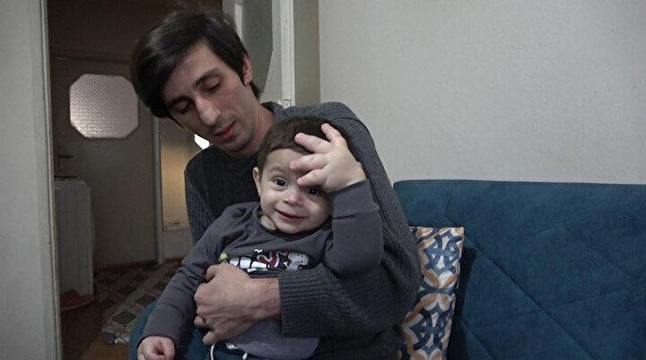 Türkiyede nadir görülen bir hastalığı var: Bir eli dev gibi diğeri küçücük