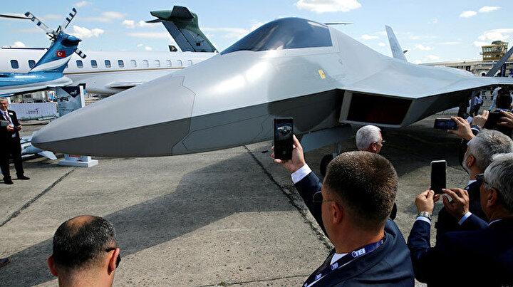Milli savaş uçağında heyecanlandıran 3D gelişmesi