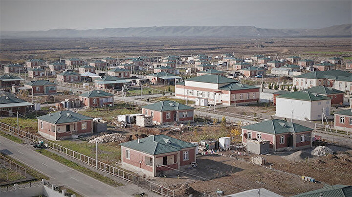 Azerbaycan temizliğe başladı: Türkiyeden tam destek