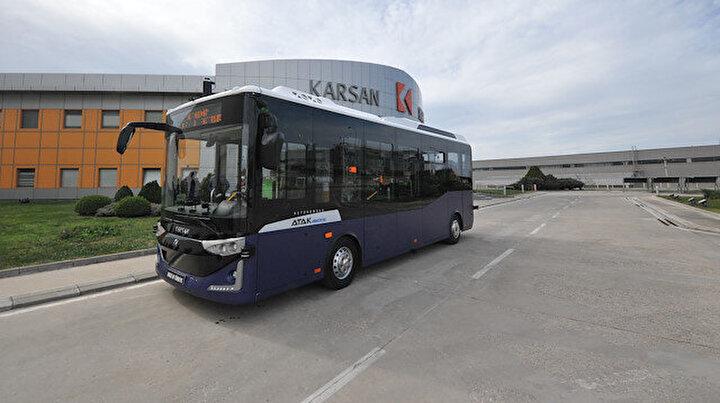 Cumhurbaşkanı Erdoğan test etmişti: Sürücüsüz elektrikli otobüse Avrupadan talep yağıyor