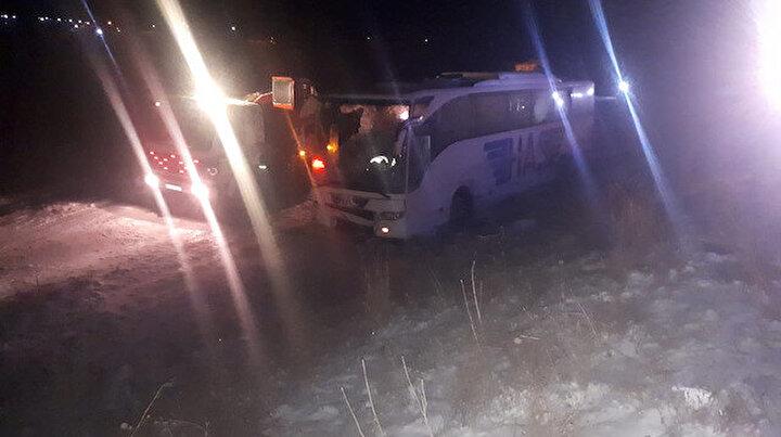 Konyada feci kaza: 5 kişi hayatını kaybetti 38 yaralı var