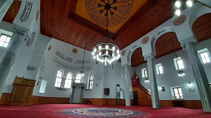 Türkiyedeki 9 Ayasofyanın ilki: Zonguldaktaki Orhangazi Camii 1600 yıldır ayakta