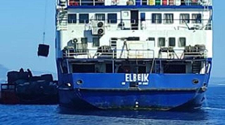 Kıbrısta panik yaratan Mavi dil hastalıklı gemi: Denizin ortasında kaderine terk edildi
