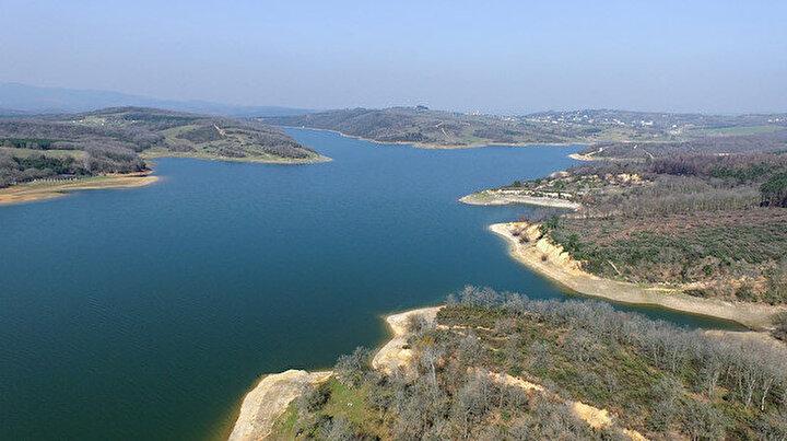 İstanbulun barajlarındaki son durum (5 Mart 2020)