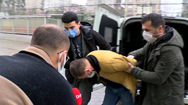 Türkiyenin ayağa kalktığı olayda karısını döven adam kendini böyle savundu: Bir anda gözüm döndü şikayetçi olacağım