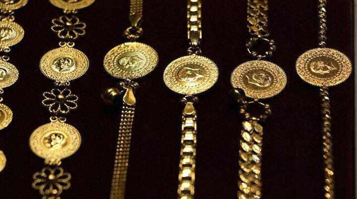 Altın fiyatlarında büyük düşüş: Vatandaş kuyumcuya koştu
