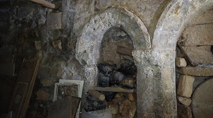 7 milyon 250 bin liraya satışa çıkarılan bin 700 yıllık kiliseye alıcı bulunamıyor