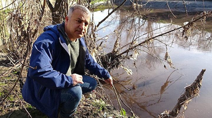 Bursa'nın dereleri zehir akıyor: Uludağ'dan tertemiz şekilde gelen su merkezde kimyasal atık oluyor