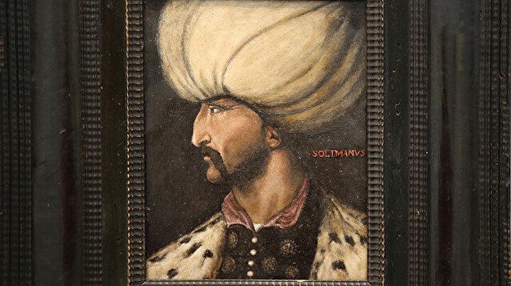 İngilterede Kanuni Sultan Süleyman portresi açık artırmayla satılacak