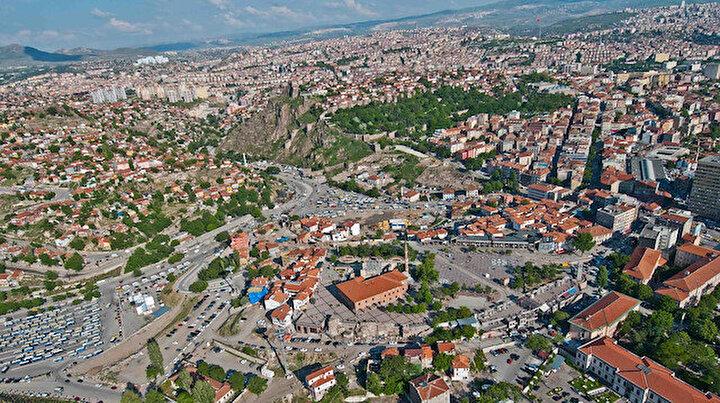 Kiralık ve satılıkta en çok ev aranan semtler: Zirvede Ankara var