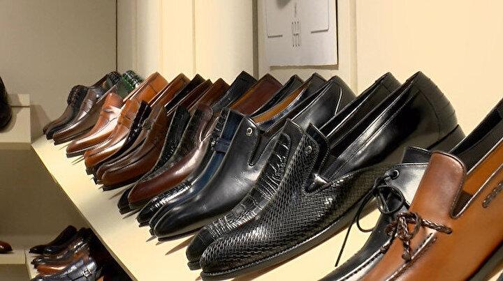 Fuarın en pahalısı: 10 bin dolarlık timsah derisi ayakkabıdan 3 kişi aldı siparişler var