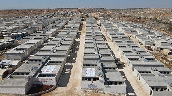 Diyanet İşleri Türk İslam Birliği, İdlibde 6 bin İyilik Konutu inşa edecek