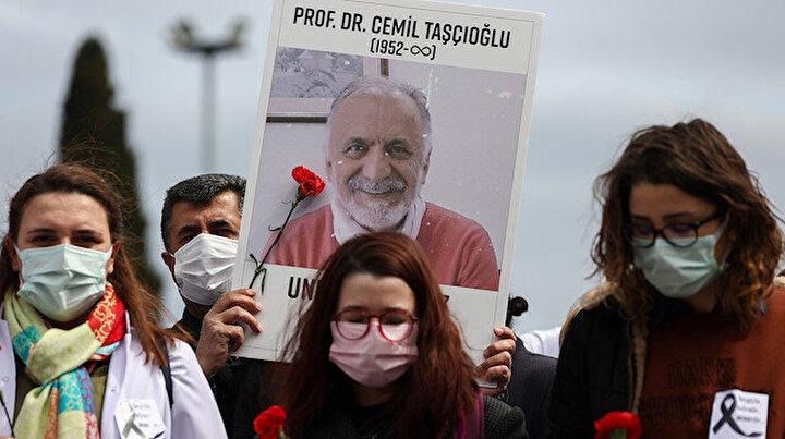 Salgında vefat eden ilk hekimdi: Hocaların hocası Prof. Dr. Taşçıoğluna vefa