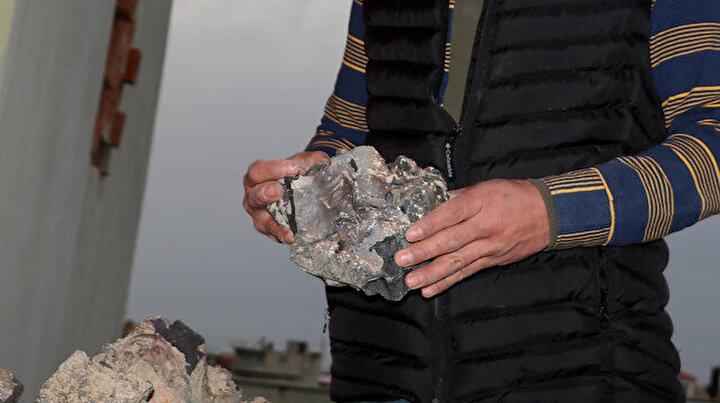 Meteorit diye 5 yıl saklayıp gramını 3 dolara satmadı: Bakın ne taşı çıktı