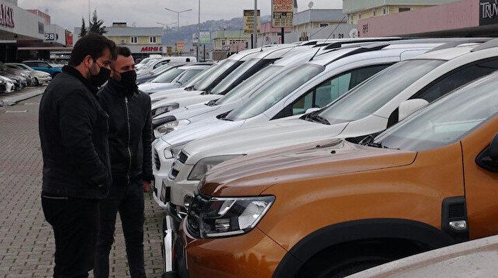 İkinci el araçlardaki fiyat artışının sebebi için galericilerden şok iddia: Sıfır araç saklayan bayiler var