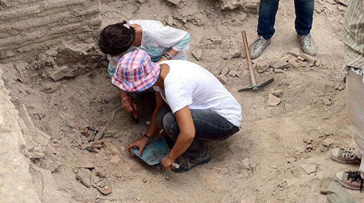 İstanbulda tarihi keşif: Tam 800 bin yıl öncesine uzanıyor