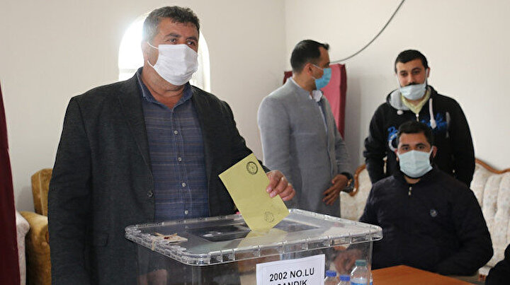 Elazığ'da referanduma gidilen köyden 'evet' çıktı