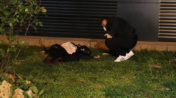 Kumar oynarken basılan kadın ikinci kattan atlayıp yaralandı: Eşi elbiselerini parçaladı