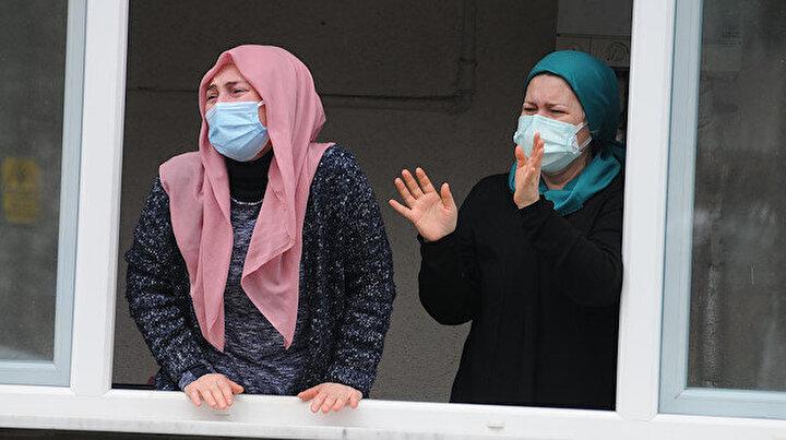 Kocaelide 4 saat arayla kahreden haber: Yaşlı çift koronadan hayatını kaybetti