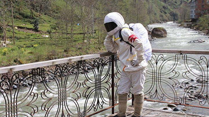 Rizeli astronota müjde: Rusyadan davet geldi