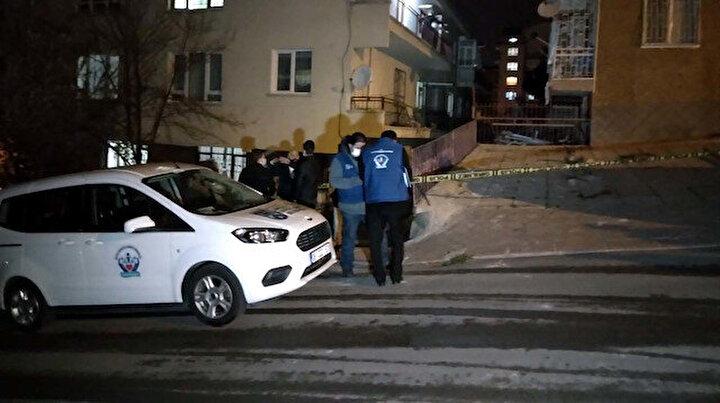 Ankarada bir apartmanın kömürlüğünde patlama meydana geldi: İki kişi yaralı