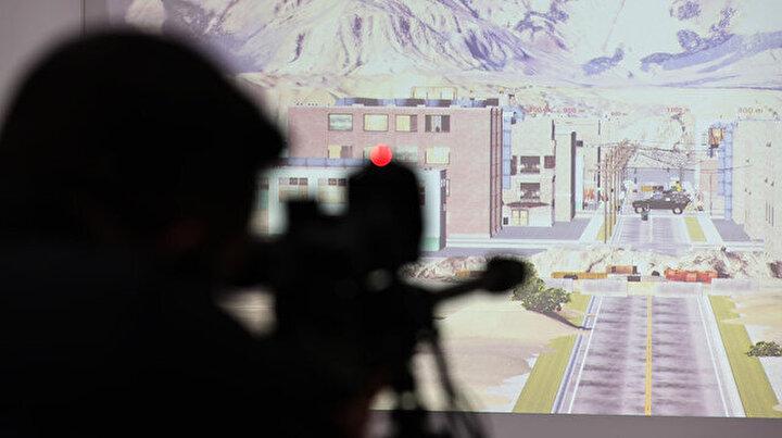 Komandolar hedefi yerli simülatörle vuracak