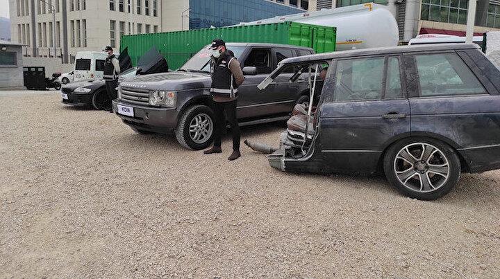 Piyasa değeri 3 milyon: Yurt dışından kaçak getirilen araç parçaları ele geçirildi