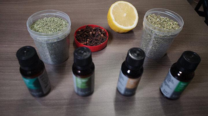 Koronavirüs sonrası koku sorununa doğal formül: Limon, kekik, nane yağı ve karanfil