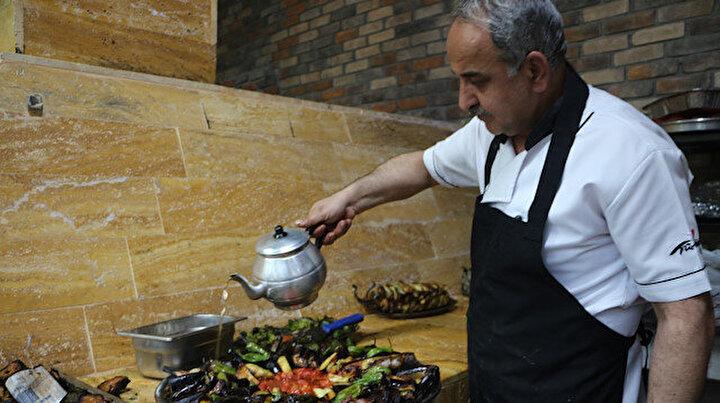 Tokat kebabına ramazan ilgisi yoğun: Siparişlere yetişemiyoruz