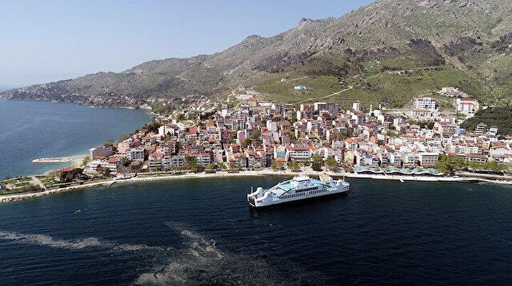 Tatilci akınına uğradı: Tam kapanma öncesi nüfusu 4 kat arttı