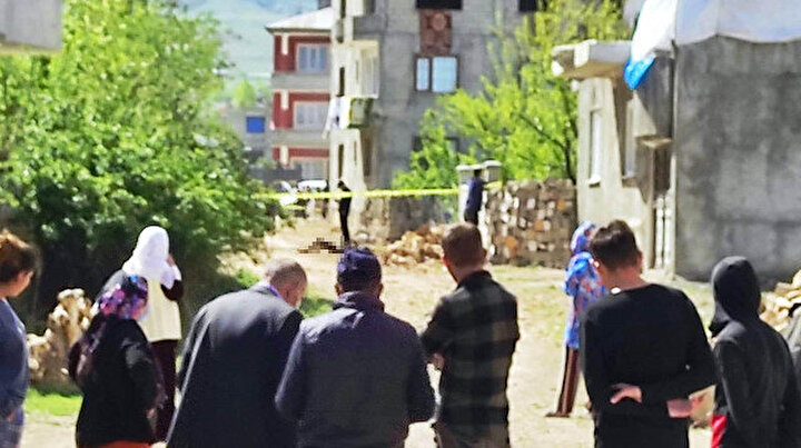 Van'da kan donduran ölüm: Sokakta yakılmış ceset bulundu