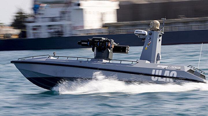 Mavi Vatan'ın yeni muhafızı: Türkiyenin ilk silahlı insansız deniz aracı füze atışlarına hazır