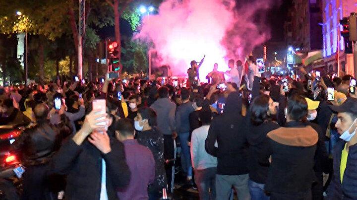 İstanbulda İsrail protestosu