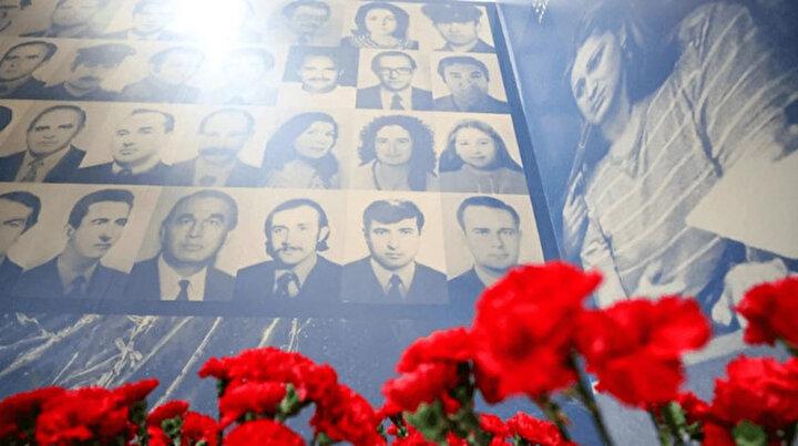 Ermeni terör örgütleri tarafından şehit edilen 31 Türk diplomat için ABDde sergi düzenlendi