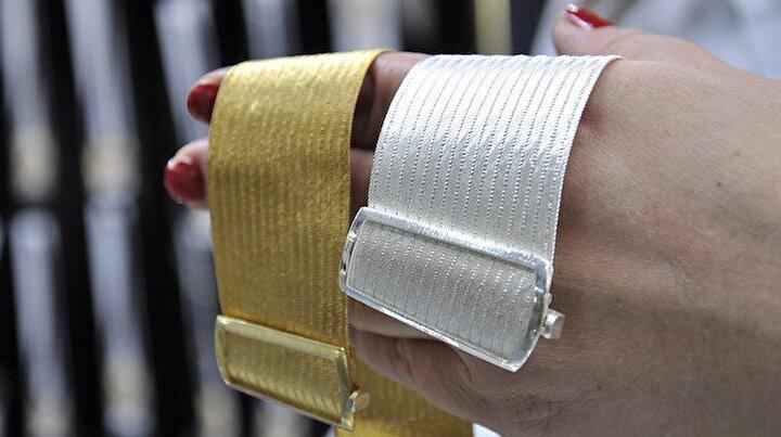 Altın kaplama gümüşe yoğun ilgi: Trabzon cebelerinden burma bileziklere kadar hepsi var